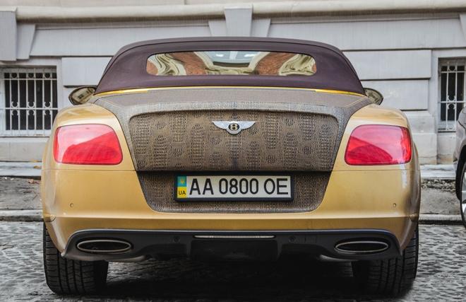 Bentley Continental GTC3
