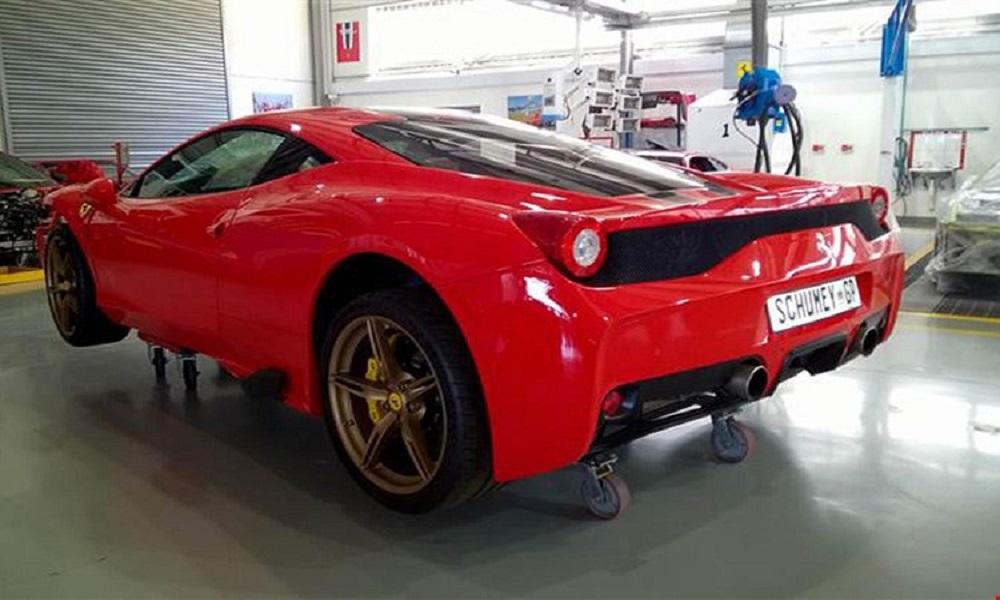 Ferrari 458 Speciale 7 tỉ được rao bán chỉ còn 1,7 tỉ