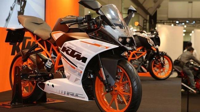KTM RC 250 chinh phục biker Việt