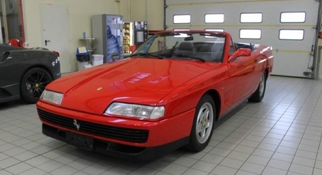 Ferrari 412 Pavesi Ventorosso – SiA?u xe xa??u nha??t mai???i thai???i Ai??a??i