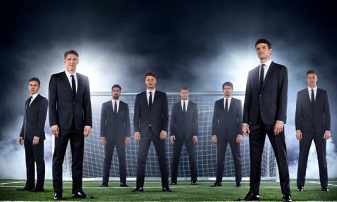 Hugo Boss sẽ tài trợ trang phục cho ĐT Đức tại Euro 2016