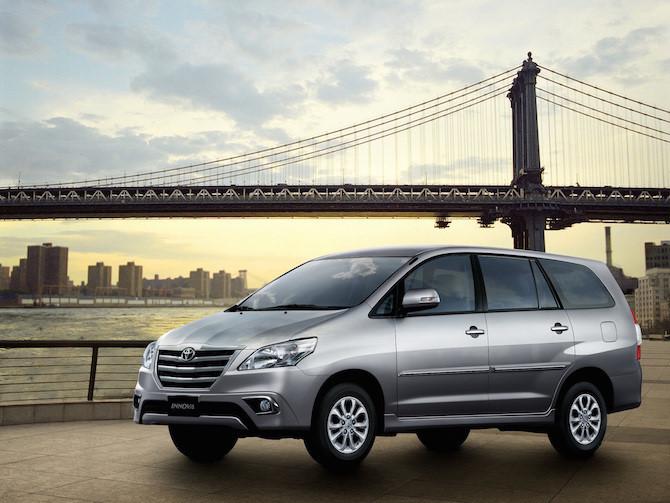 Toyota Innova bán chậm trước ngày ra mắt phiên bản mới