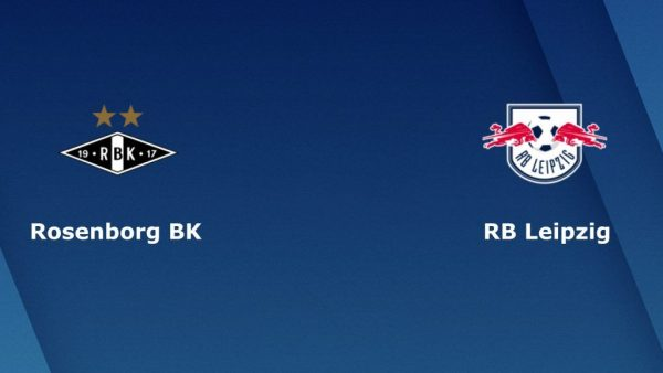 Rosenborg vs Leipzig (23h55 ngày 4/10: Cúp Europa League)