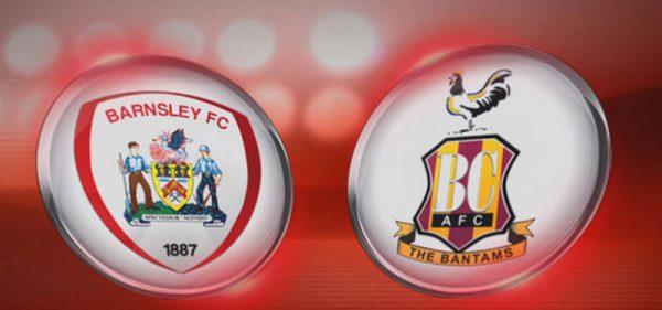 Nhận định Barnsley vs Bradford City
