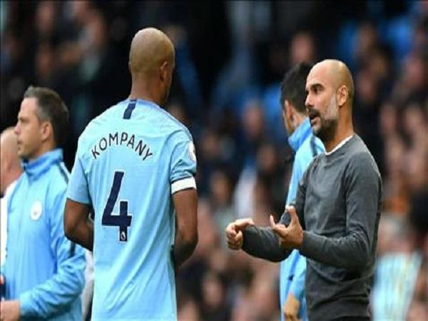Pep nói về tương lai đội trưởng Man City