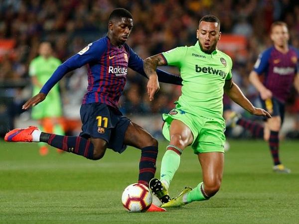Dembele lên tiếng về tương lai của mình tại Barca