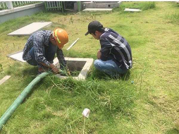 Thanh Bình cung cấp dịch vụ thông cống chuyên nghiệp