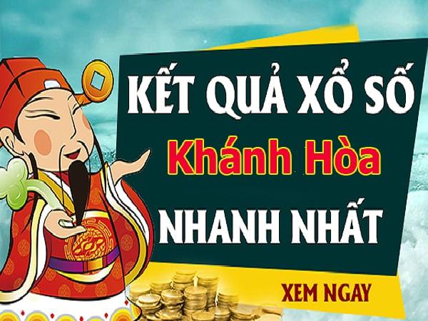 Soi cầu dự đoán XS Khánh Hòa Vip ngày 18/12/2019