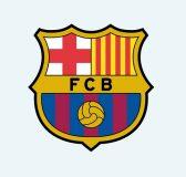 Bạn có biết ý nghĩa đằng sau logo Barcelona?
