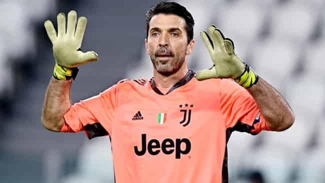 Buffon ca ngợi 'tình cảm vô hạn' của người hâm mộ Juventus