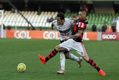 Dự đoán tỷ lệ Coritiba vs Flamengo (7h30 ngày 11/6)