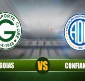 Soi kèo bóng đá Cofianca vs Goias, 03h30 ngày 5/6