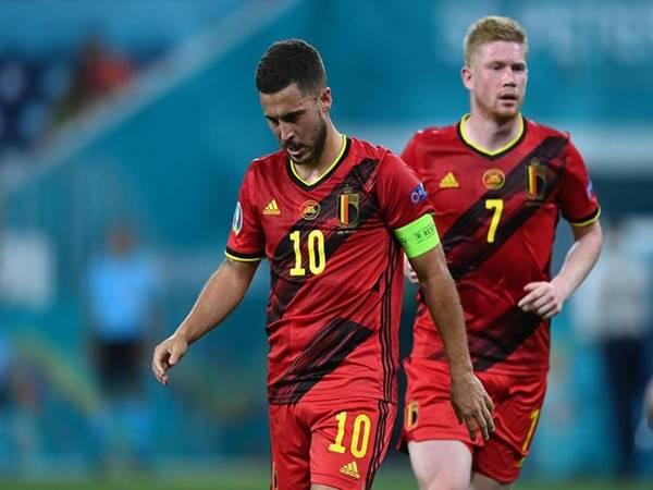 Bóng đá chiều 1/7: Hazard và De Bruyne chạy đua với chấn thương